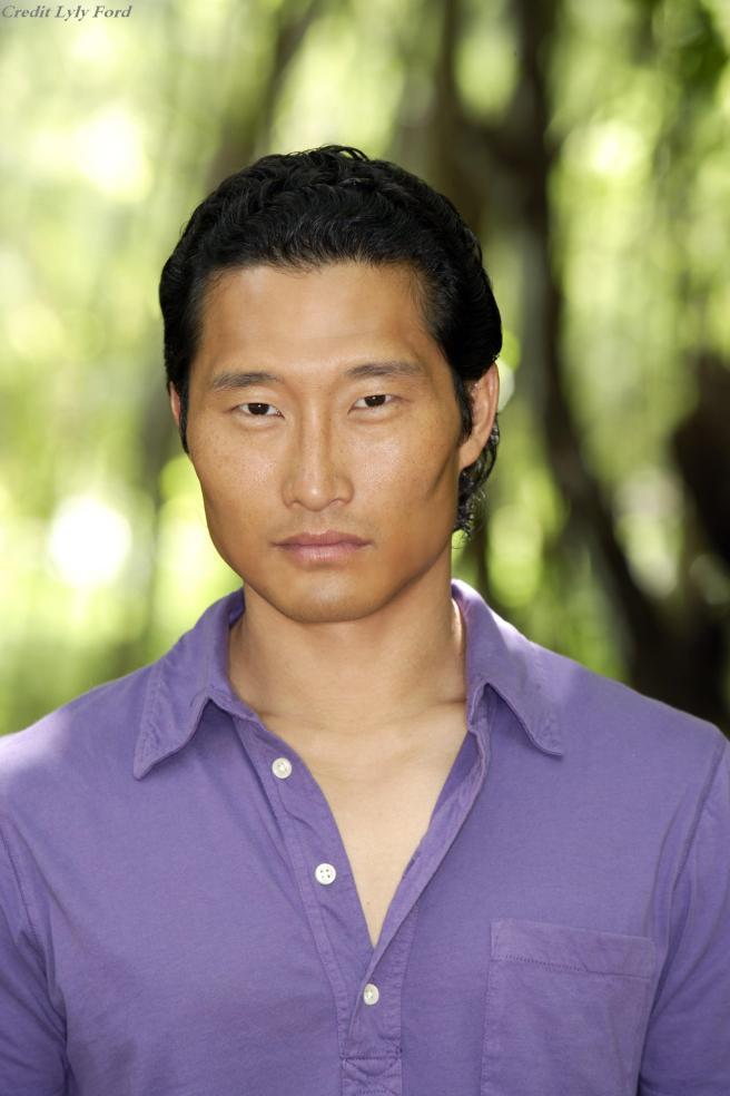 Lost, Daniel Dae Kim as Jin Kwon